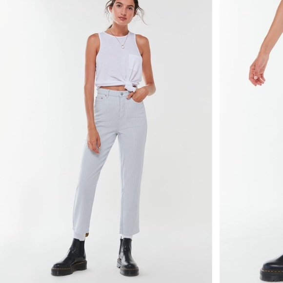 Urban Outfitters Denim - NWT UO BDG high-waisted slim-straight jeans